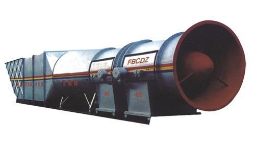FBC(D)Z系列煤矿地面用防爆抽出式(对旋)轴流通亚博体育yabo88在线ios